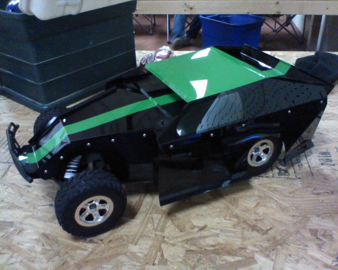 oval track truck racn - RCShortCourse